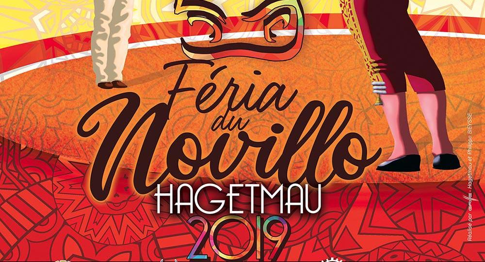 Découvrez l'affiche officielle des Fêtes de Hagetmau 2019!