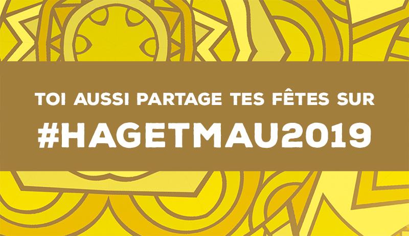 Partagez VOS Fêtes sur #Hagetmau 2019!
