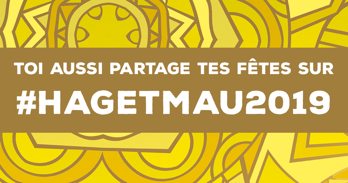 #Hagetmau 2019, le hashtag officiel des Fêtes d'Hagetmau 2019!