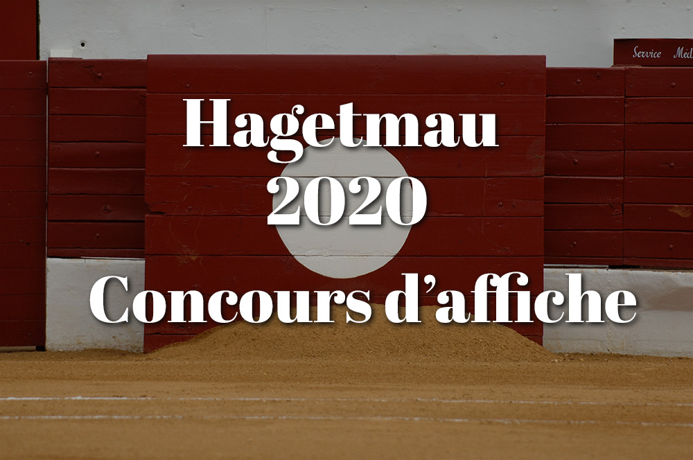 Lancement du concours de l'affiche 2020 des Fêtes d'Hagetmau