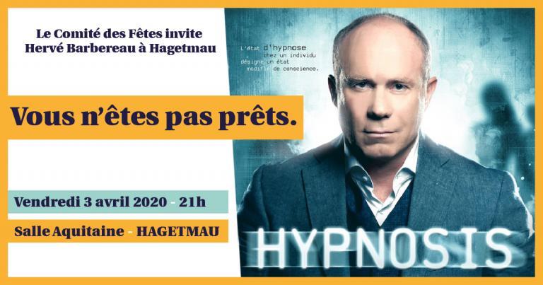 Hypnotiseur Hagetmau