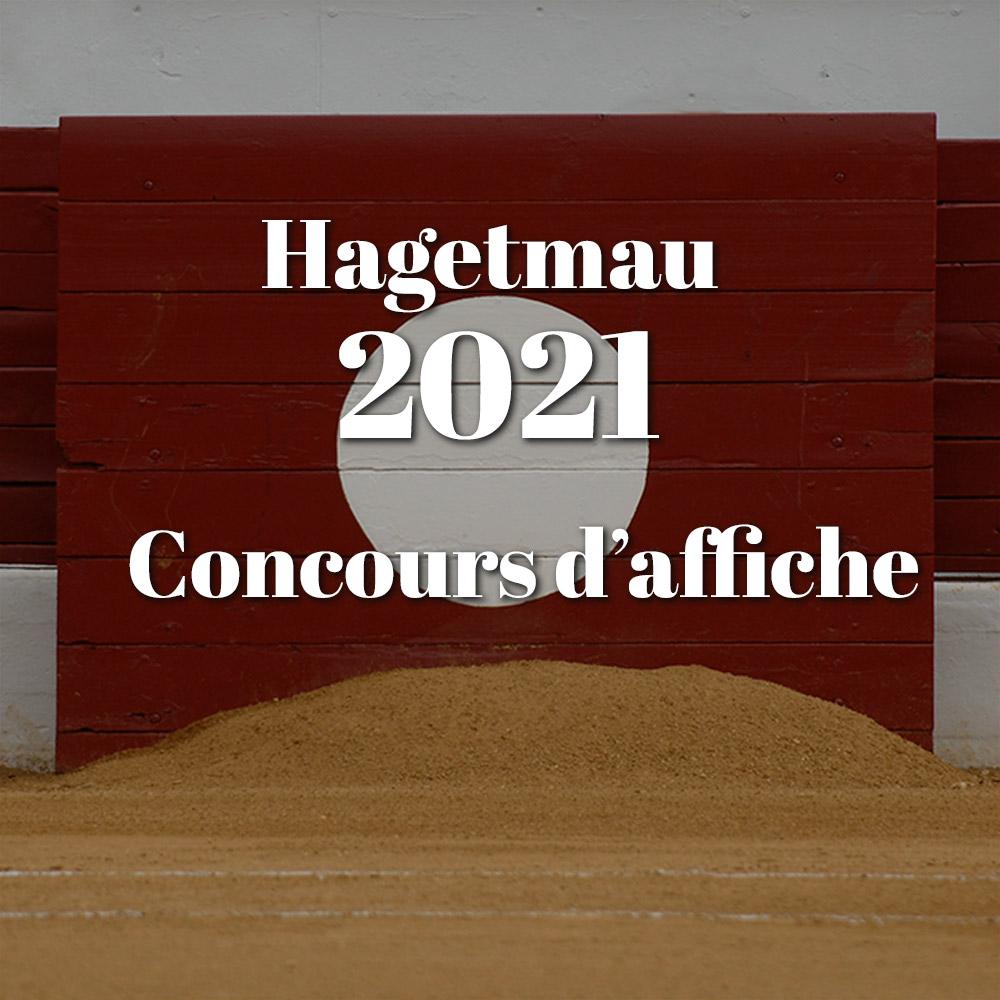 Concours d'affiche pour les Fêtes de Hagetmau 2021